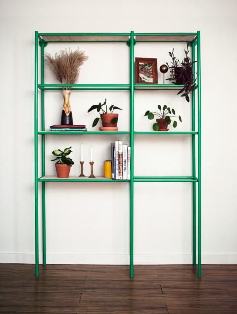 Tenon Shelf